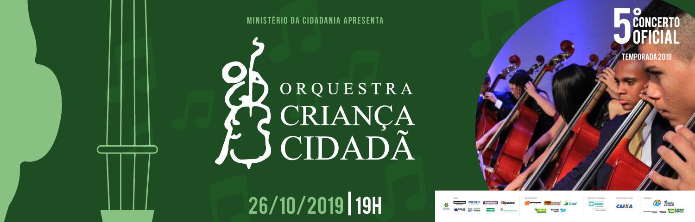 orquestra crianca