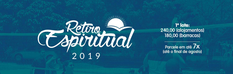 Retiro Espiritual 2019-1