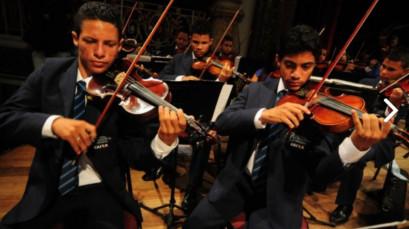 Orquestra Criança Cidadã se apresenta neste sábado, na Emanuel