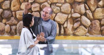 Turmas de preparação para o batismo