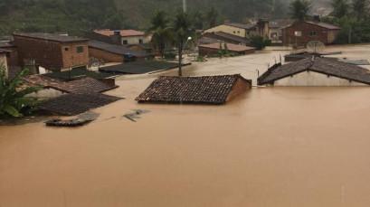Ajude as cidades atingidas pelas chuvas em Pernambuco.