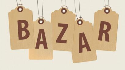 NASCE promove mais um Bazar