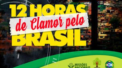 72 motivos de oração pelo Brasil
