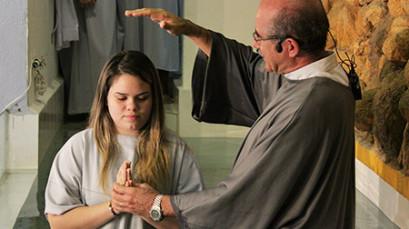 Turmas de Preparação ao Batismo